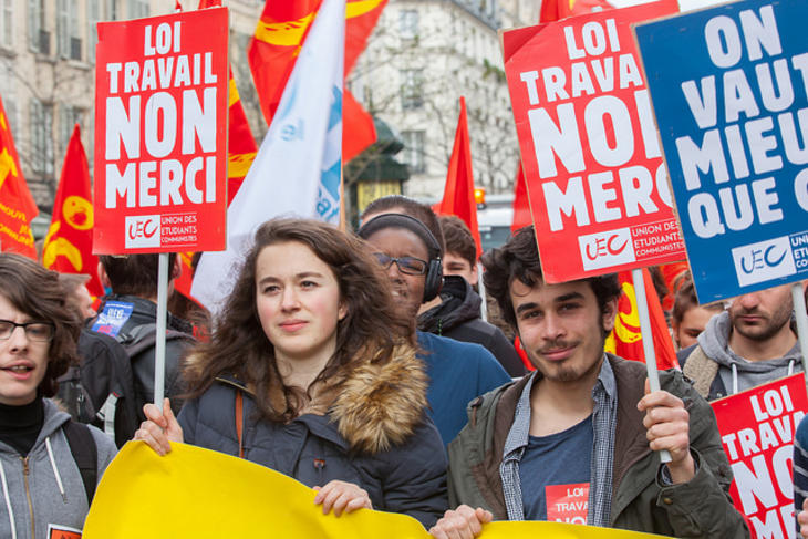 How the EU pushed France to reforms of labour law